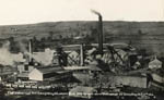 The Universal pit Senghenydd, where over 400 miners were entombed on Tuesday, Oct. 14th 1913.
