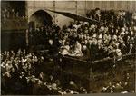 Lloyd George yng Nghaernarfon