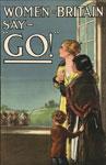 "'Women of Britain say - ""Go!""'"